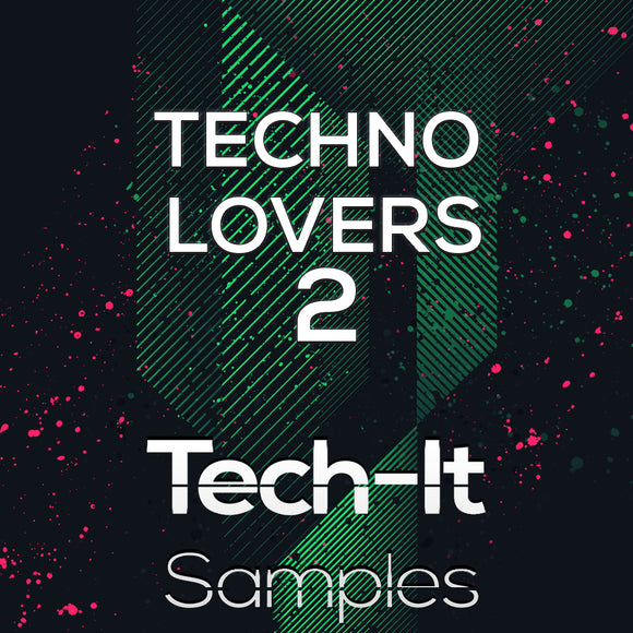 Techno Lovers 2 Sample Pack