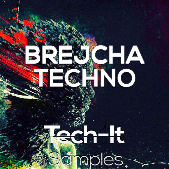 Brejcha Techno Sample Pack