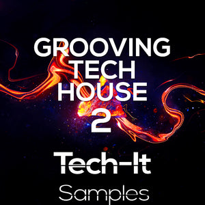 Grooving Tech House 2 Sample Pack