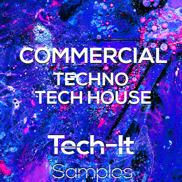Commercial Techno & Tech House