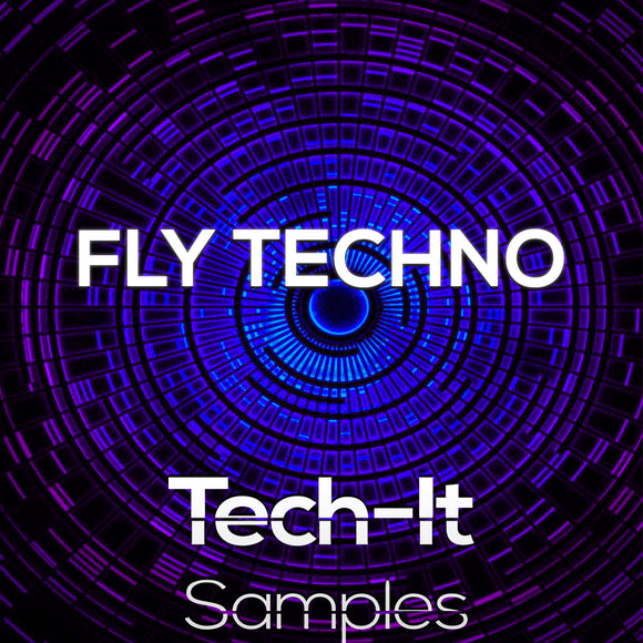 Fly Techno Sample Pack