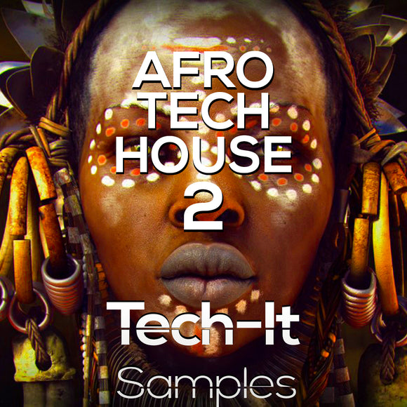Afro Tech House Sample Pack