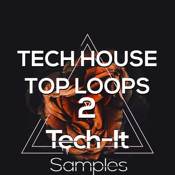 Tech House Top Loops 2 Sample Pack