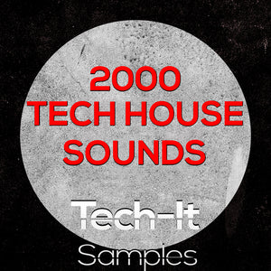 2000 Tech House Sounds