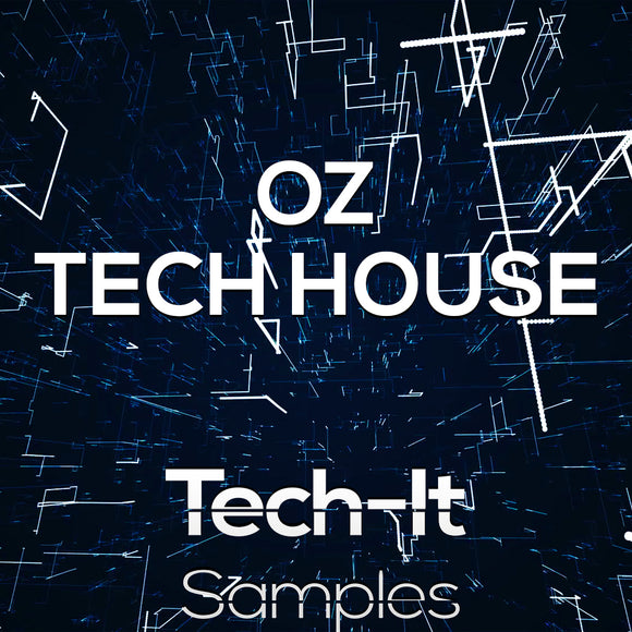 OZ Tech House Sample Pack