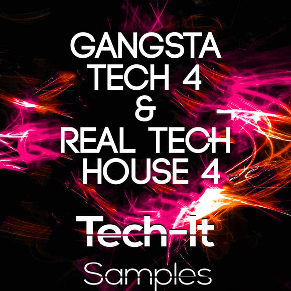 Gangsta Tech - Real Tech House 4