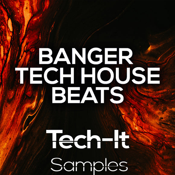 Banger Tech House Beats
