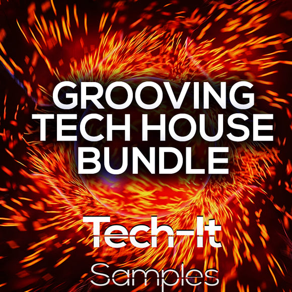 Grooving Tech House Sample Packs
