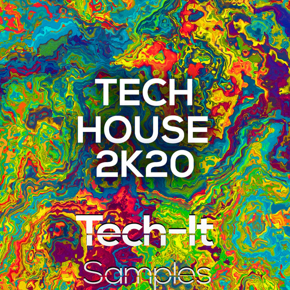 Tech House 2K20 Sample Pack