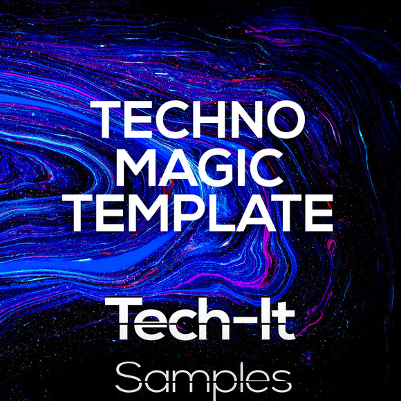 Techno Magic - Boris Brejcha Style Ableton Live Template by Tech-It Samples
