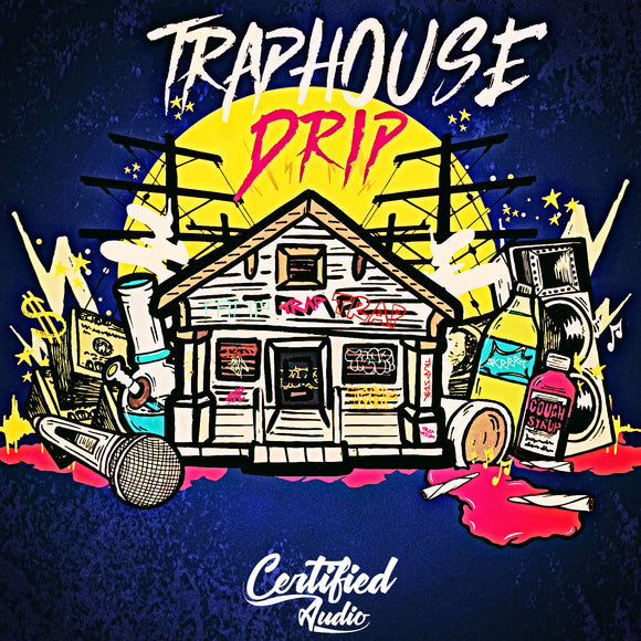 Trap House Drip Sample Pack