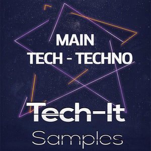 Main Tech - Techno Sample Pack
