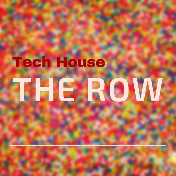 The Row / Tech House Ableton Live Template