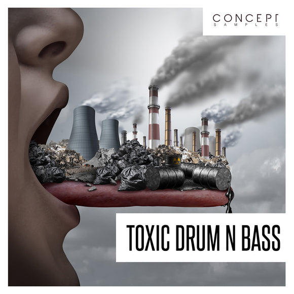 Toxic Drum N Bass Sample Pack