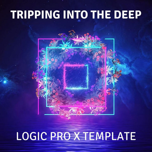 Tripping Into The Deep / Template Progressive Logic Pro X by Plus Thirty