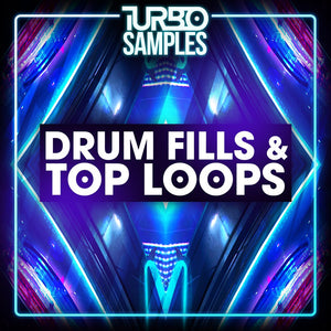 Drum Fills & Top Loops Sample Pack