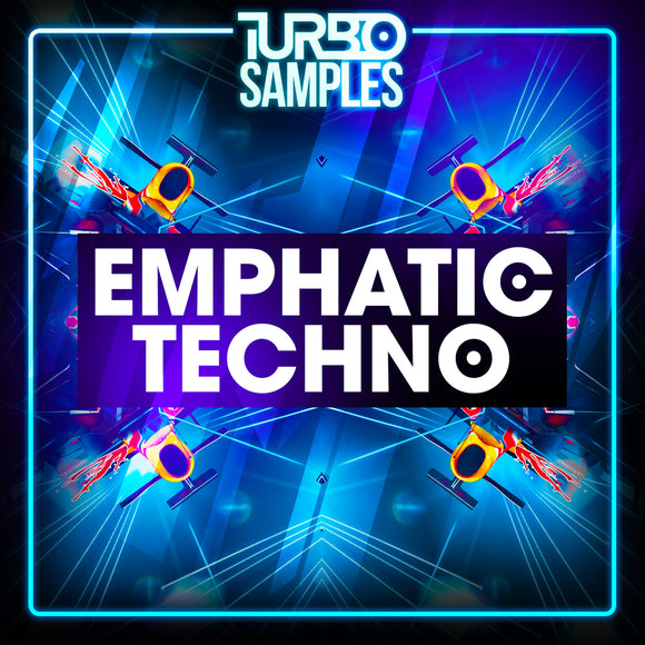 Emphatic Techno Sample Pack