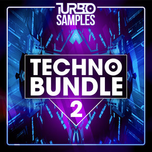 Techno Bundle 2 (6 in 1) Sample Pack