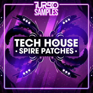 Tech House Spire Patches