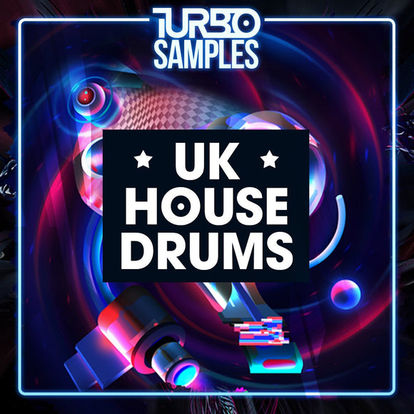 UK House Drums Sample Pack
