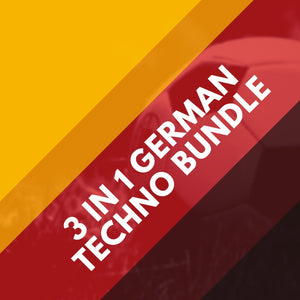 3 in 1 German Techno Bundle