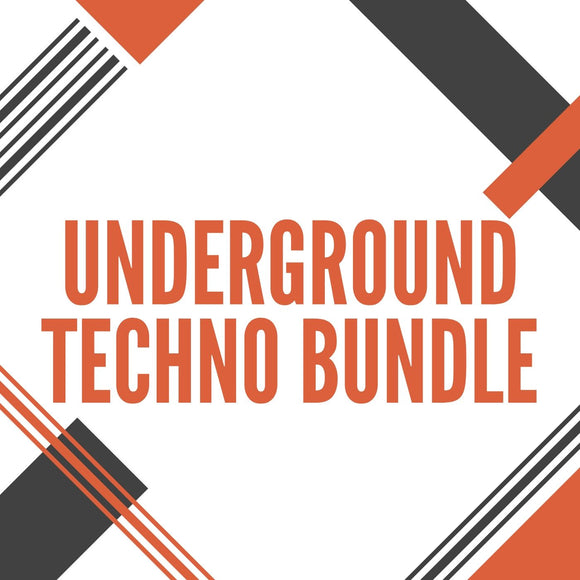 Underground Techno Bundle Sample Pack