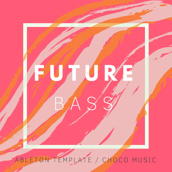 Future Pop 'Waterfall' / Ableton Live Future Bass Template