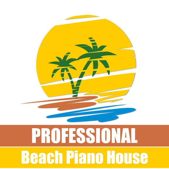 Professional Beach Piano House FL Studio Template by Cherry Coke
