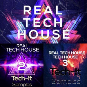 Real Tech House Bundle