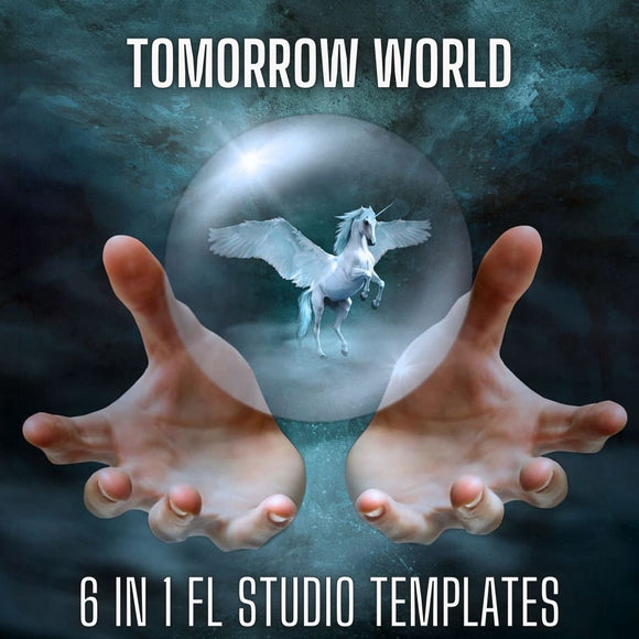 Tomorrow World - 6 in 1 FL Studio EDM Templates