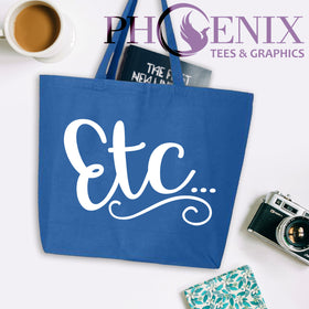 Tote Bag -ETC...