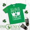 Youth Crew Neck T-shirt - Mister Pinch Charming
