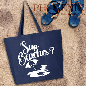 Tote Bag - Sup Beaches