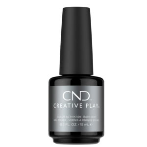 Base Coat - Color Activator - CND Creative Play - Gel Polish