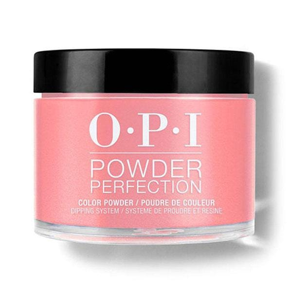 OPI Powder Perfection - DPT89 Tempera-ture is Rising 43 g (1.5oz)