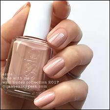 Essie Nail Lacquer |  Bare with me #1003 #1124 | 0.5 Oz