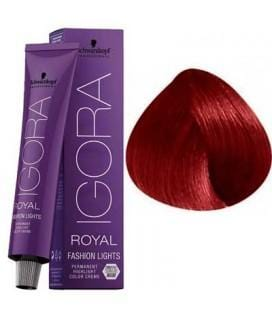 Schwarzkopf Permanent Color  - Igora Royal Fashion Lights #L88 Red Extra (60g)