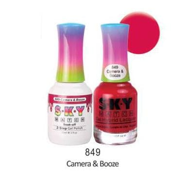 SKY MATCH Duo Gel Matching Color - 849
