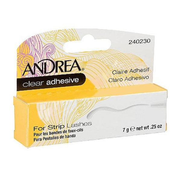 Andrea Lash Adhesive For Strip Lashes - Clear (7g)