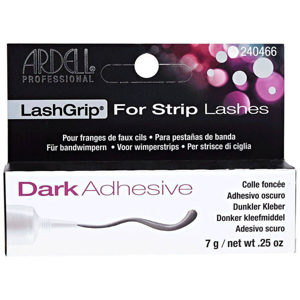 Ardell Lash Adhesive/LashGrip For Strip Lashes - Dark (7g)