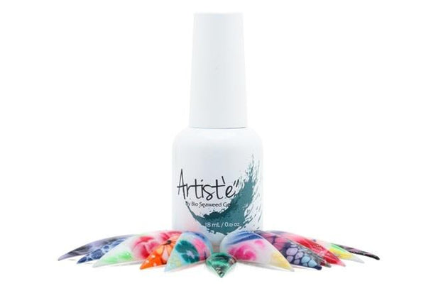 Bio Seaweed Gel - Artist'e Nail Art Blooming Gel (18 mL)