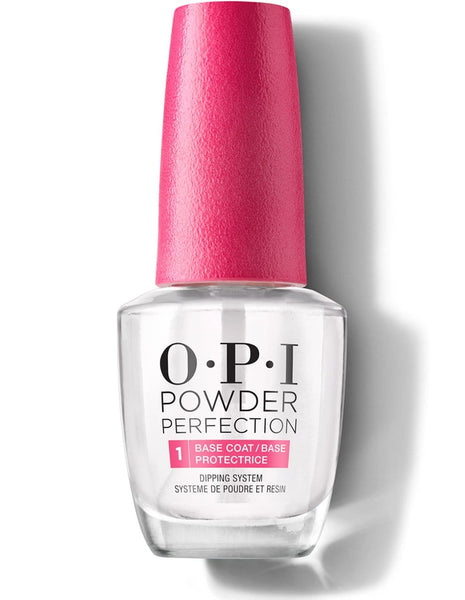 OPI Powder Perfection Dip Liquid - STEP 1 BASE COAT  0.5 fl. oz.