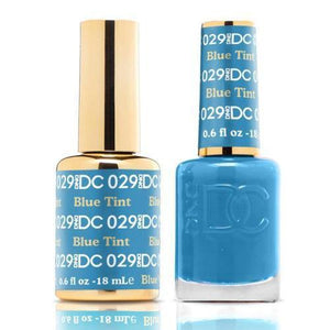 DND DC Duo Gel Matching Color - 029 BLUE TINT