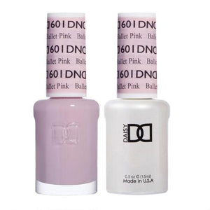 DND Duo Gel Matching Color - 601 Ballet Pink