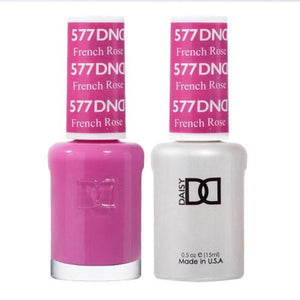 DND Duo Gel Matching Color - 577 French Rose