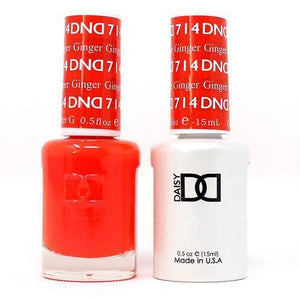 DND Duo Gel Matching Color - 714 Ginger