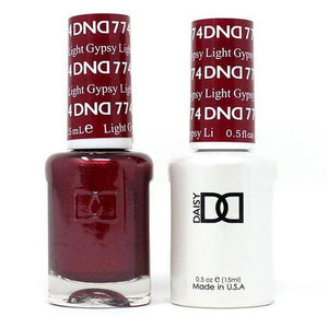DND Duo Gel Matching Color - 774 Light Gypsy