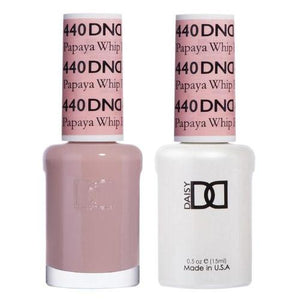 DND Duo Gel Matching Color - 440 Papaya Whip