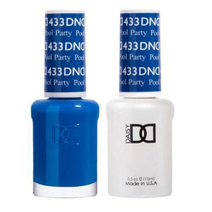 DND Duo Gel Matching Color - 433 Pool Party
