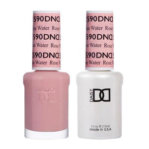 DND Duo Gel Matching Color - 590 Rose Water